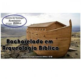 Curso Livre de Bacharel em Arqueologia Bíblica com Diplomação e Credencial Grátis