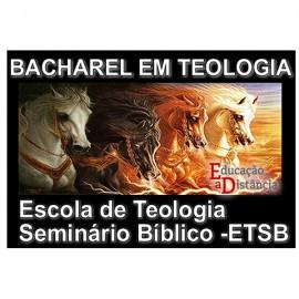 Bacharel em Teologia Livre e Diplomação