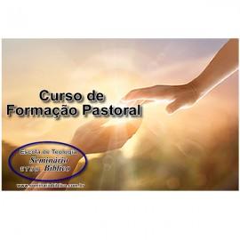 Formação de Pastor Diplomação e Credencial