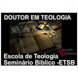 Doutor em Teologia Livre e Diplomação